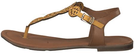 s.Oliver dámské sandály 39 žlutá