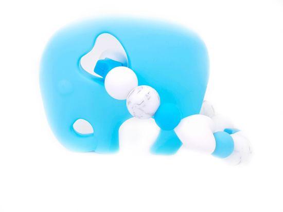 KidPro Silikónové hryzátko: Sloník Eda