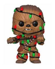 Figúrka Star Wars - Holiday Chewbacca with Lights (Funko POP! Bobble-Head)