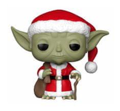 Figúrka Star Wars - Santa Yoda (Funko POP! Bobble-Head)