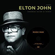 O´Hara Glynis: Elton John - Showman telom aj dušou s DVD