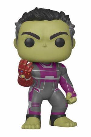 Avegens szoborfigura Végjáték Endgame- Hulk with Gauntlet 15 cm (Funko POP!)