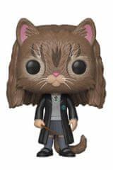Harry Potter szoborfigura - Hermione as Cat (Funko POP!)