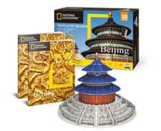 CubicFun Puzzle 111 db 3D Puzzle - National Geographic - Temple of Heaven,