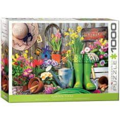 EuroGraphics Puzzle 1000 db Garden Tools