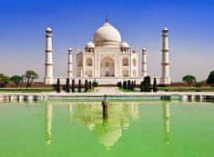 Grafika Taj Mahal 2000 dielikov