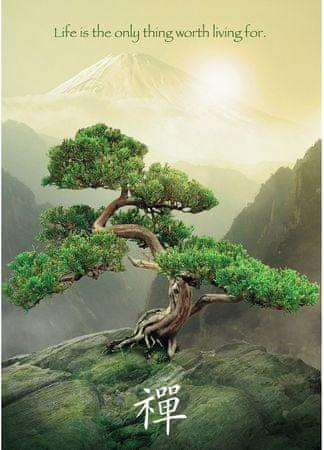 Ravensburger Puzzle 1000 db The Zen tree