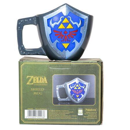 Paladone The Legend Of Zelda Link Shield, skodelica