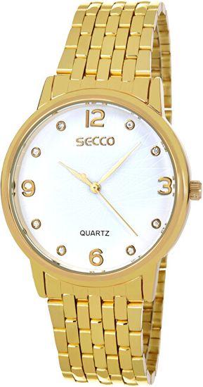 Secco Dámské analogové hodinky S A5503,3-104