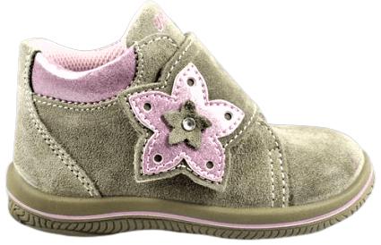 Primigi buty dziewczęce za kostkę 20 jasnobrązowy