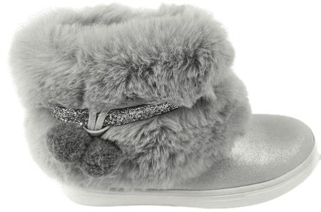 Primigi dívčí zimní obuv 34 šedá