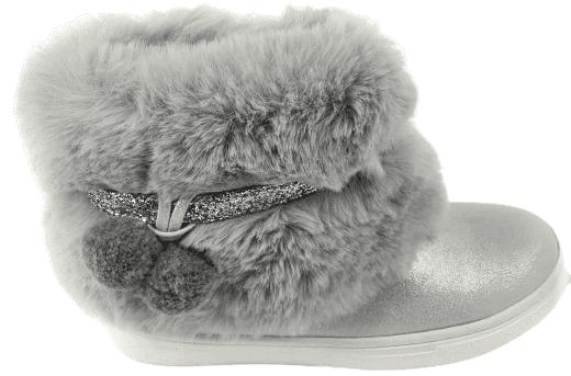 Primigi dívčí zimní obuv 32 šedá