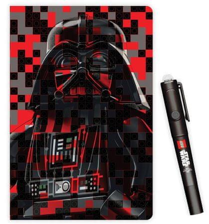 LEGO Star Wars Zápisník s neviditelným perem