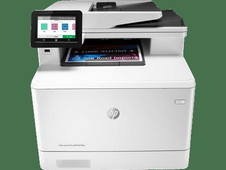 HP Color LaserJet MFP M479dw višefunkcijski laserski uređaj u boji