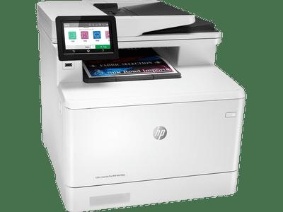 Tiskárna HP, barevná, laserová, vhodná do kanceláří