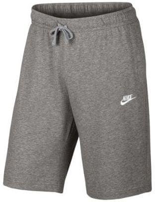 Nike M Nsw Short Jsy Club/Dk Grey Heather/White M