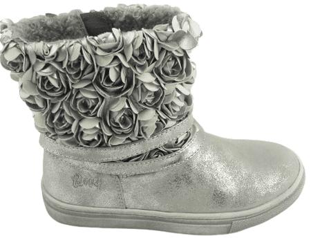 Primigi dekliški zimski čevlji 31, sivi