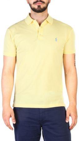 Ralph Lauren moška polo majica, M, rumena