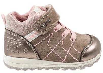 Primigi dievčenské členkové topánky 29 svetlo hnedá