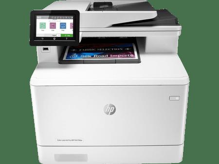 HP Color LaserJet MFP M479fdw W1A80A