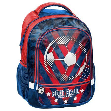 Paso Football, otroški nahrbtnik, rdeče moder