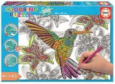 EDUCA slagalica u boji Kolibri, 300 dijelova