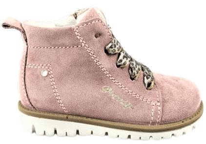 Primigi dívčí kotníčková obuv 20 růžová