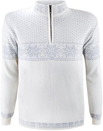 Kama merino pulover 4053, S, bel