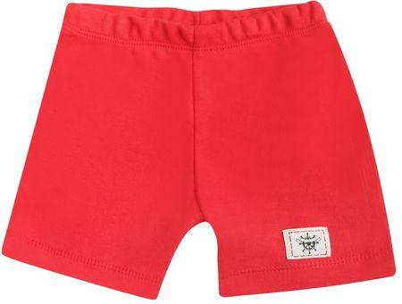 Nini fantovske kratke hlače, 74, rdeče