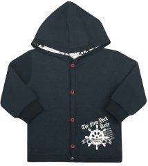 Nini chlapecký kabátek s kapucí
