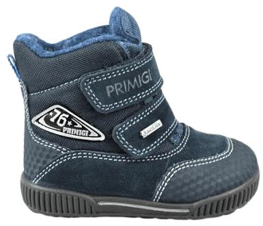 Primigi fantovski zimski čevlji 19, modri