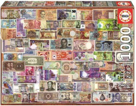 EDUCA Bankjegyek 1000 darab