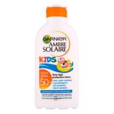 Garnier Ambre Solaire mleko za otroke SPF50+, 200ml