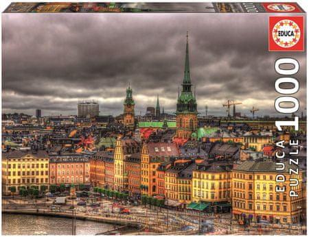 EDUCA Stockholm 1000 puzzli