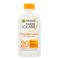 Garnier Ambre Solaire bronze mleko SPF20, 200ml