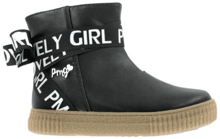 Primigi dívčí kotníkové boty 34 černá