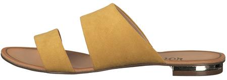 s.Oliver dámské sandály 41 žlutá