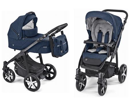Baby Design dječja kolica Husky, Blue