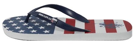 U.S. POLO ASSN. japonki męskie Remo 2 Flag 41 wielokolorowe