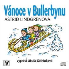 Lindgrenová Astrid: Vánoce v Bullerbynu - MP3-CD