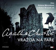 Christie Agatha: Vražda na faře