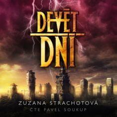 Strachotová Zuzana: Devět dní