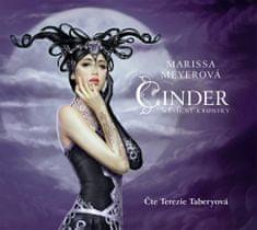 Meyerová Marissa: Cinder - Měsíční kroniky