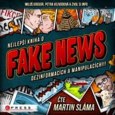 Zvol si info: Nejlepší kniha o fake news!!!