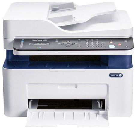 Xerox WorkCentre 3025V_NI Fekete-fehér többfunkciós nyomtató