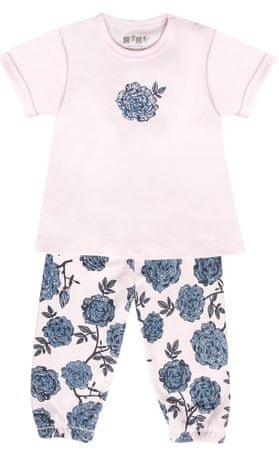 Nini dekliška pižama, 80, večbarvna