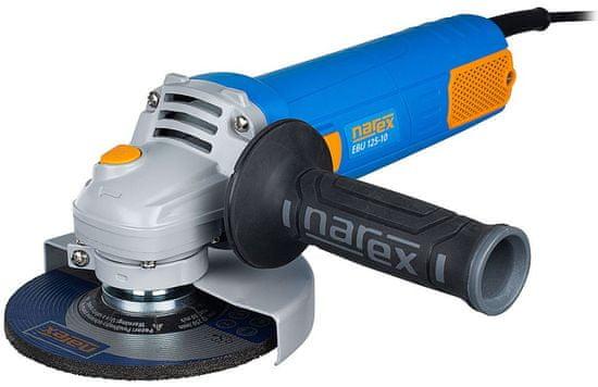 Narex EBU 125-10 úhlová bruska 950 W