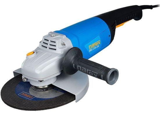 Narex EBU 230-26 úhlová bruska 2600 W