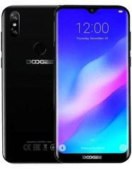 Doogee Y8 Plus, 3 GB/32 GB, Midnight Black