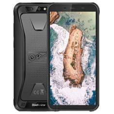 iGET Blackview mobilni telefon BV5000, crni